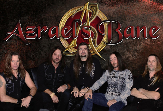 Azraels Bane band photo 2016