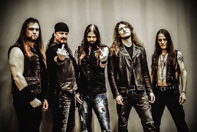 iced earth band 2017