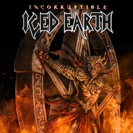 iced earth incorruptible cover